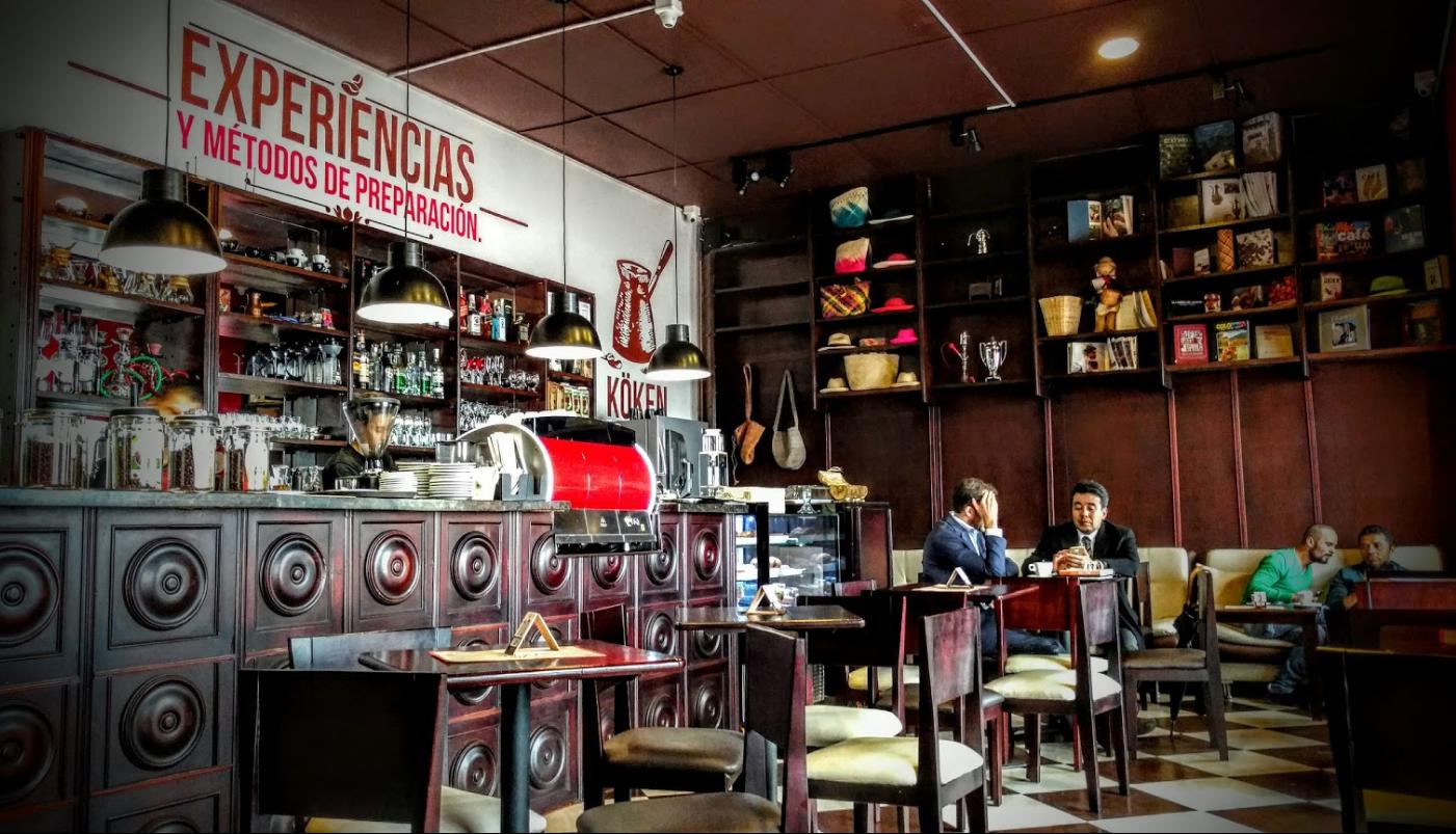 Arte y Pasión café